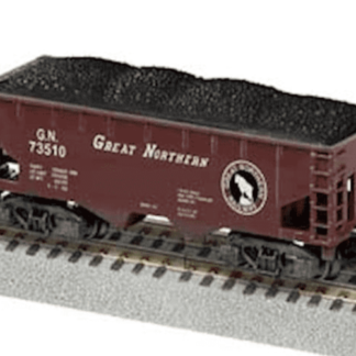 AF Bay-Window Caboose Pere Marquette #A909 – Model Railroad
